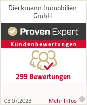 Erfahrungen & Bewertungen zu Dieckmann Immobilien GmbH