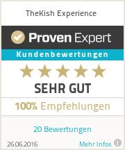 Erfahrungen & Bewertungen zu TheKish Experience
