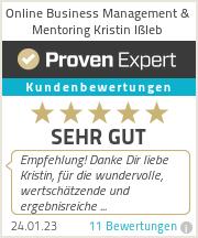 Erfahrungen & Bewertungen zu Virtuelle Assistentin Kristin Knecht