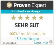 Erfahrungen & Bewertungen zu Markenmut AG
