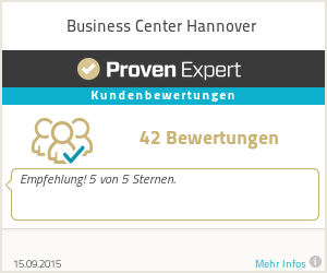 Erfahrungen & Bewertungen zu Business Center Hannover