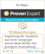 Erfahrungen & Bewertungen zu DJ Höppi