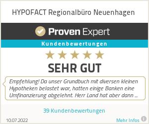 Erfahrungen & Bewertungen zu HYPOFACT Regionalbüro Neuenhagen