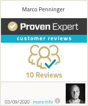 Erfahrungen & Bewertungen zu Marco Penninger