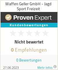 Erfahrungen & Bewertungen zu Waffen Geller GmbH - Jagd Sport Freizeit