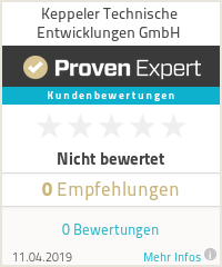 Erfahrungen & Bewertungen zu Keppeler Technische Entwicklungen GmbH