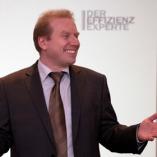 Der Effizienz-Experte Ingo Enz