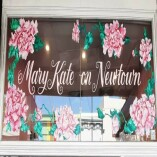 Mary Kate on Newtown