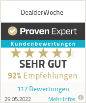 Erfahrungen & Bewertungen zu DealderWoche