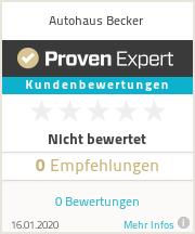 Erfahrungen & Bewertungen zu Autohaus Becker