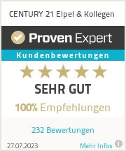 Erfahrungen & Bewertungen zu CENTURY 21 Elpel & Kollegen
