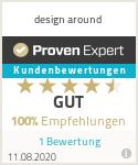 Erfahrungen & Bewertungen zu design around