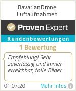 Erfahrungen & Bewertungen zu BavarianDrone Luftaufnahmen