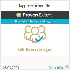 Erfahrungen & Bewertungen zu lapp-versichert.de