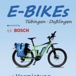 E-BIKEs Tübingen / Dußlingen logo