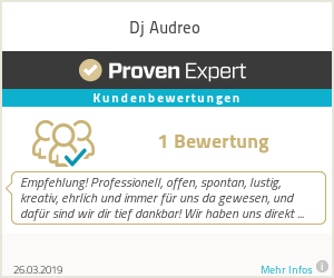 Erfahrungen & Bewertungen zu Dj Audreo