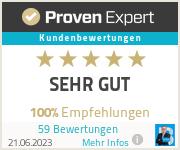 Erfahrungen & Bewertungen zu Barmenia Versicherung - Christian Berlin