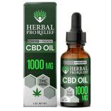 Herbal Pro Relief CBD Oil 1000 MG