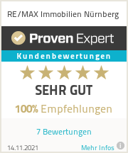 Erfahrungen & Bewertungen zu RE/MAX Nürnberg-Mögeldorf