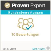 Erfahrungen & Bewertungen zu Autoglas Mini Müller
