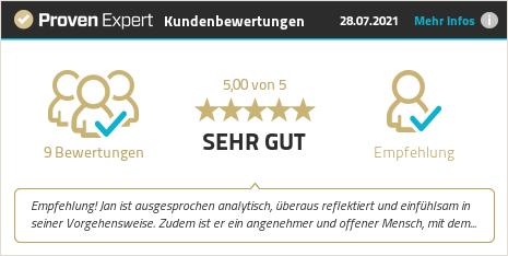 Kundenbewertungen & Erfahrungen zu Jan Menzel. Mehr Infos anzeigen.