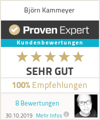 Erfahrungen & Bewertungen zu Björn Kammeyer