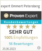 Erfahrungen & Bewertungen zu expert Ommert Petersberg