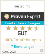 Erfahrungen & Bewertungen zu Trustedinfo