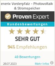 Erfahrungen & Bewertungen zu enerix Ludwigshafen