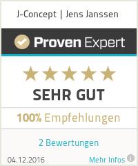 Erfahrungen & Bewertungen zu J-Concept | Jens Janssen