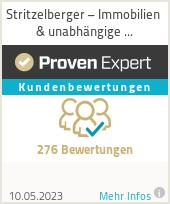 Erfahrungen & Bewertungen zu Stritzelberger- Unabhängige Finanzberatung