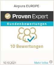 Erfahrungen & Bewertungen zu Airpura EUROPE