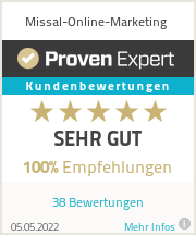 Erfahrungen & Bewertungen zu Missal-Online-Marketing