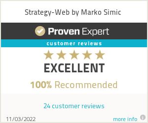 Erfahrungen & Bewertungen zu Strategy-Web by Marko Simic