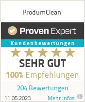 Erfahrungen & Bewertungen zu ProdumClean - Matratzenreinigung
