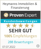 Erfahrungen & Bewertungen zu Heymanns Immobilien & Finanzierung
