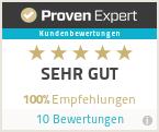 Erfahrungen & Bewertungen zu Alarmvergleich.de - Ihr kostenloser, lokaler Vergleichsdienst für Alarmanlagen