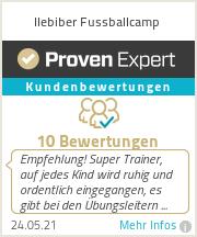 Erfahrungen & Bewertungen zu Ilebiber Fussballcamp
