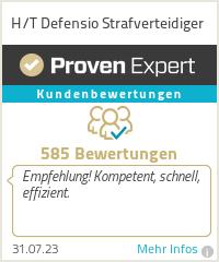 Erfahrungen & Bewertungen zu H/T Dr. Hennig & Thum Rechtsanwälte