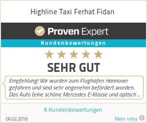 Bestes Taxiunternehmen