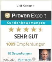 Erfahrungen & Bewertungen zu Veit Schloss