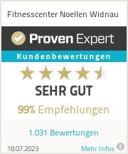 Erfahrungen & Bewertungen zu Fitnesscenter Noellen Widnau