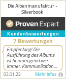 Erfahrungen & Bewertungen zu Die Albenmanufaktur - Silverbook