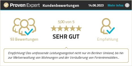 Erfahrungen & Bewertungen zu H. & F. Rövenich GmbH anzeigen