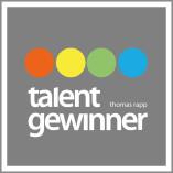Thomas Rapp Talentgewinner