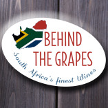 Behind The Grapes
