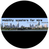 Mobility Scooters for Hire