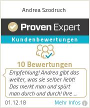 Erfahrungen & Bewertungen zu Andrea Szodruch