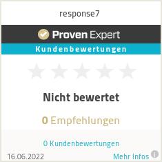 Erfahrungen & Bewertungen zu response7