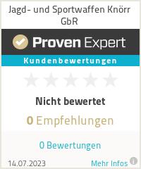 Erfahrungen & Bewertungen zu Jagd- und Sportwaffen Knörr GbR